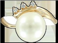 Ювелирные украшения из жемчуга изготавливают в сочетании с драгоценными камнями и металлами Но около 70% добываемого жемчуга применяется для изготовления бус. Длина бус определяет их название: бусы длиной 80см называют «сотуар» (фр. sautoir); если все жемчужины в нитке одинаковые - это «чокер» (англ. choker); если же размер жемчужин убывает в обе стороны от центра – «шют» (англ. chute). Обычная длина бус составляет 40см. При правильной обработке жемчужина держит свои качества до 150 лет, но процесс высыхания начинается уже через 50-70 лет. При высыхании разрушается органическое вещество, и жемчуг стареет. Старению жемчуга способствуют также механические повреждения и растворение поверхностного слоя. Украшения из жемчуга в интернет-магазине можно купить у нас - это серьги или кольцо с жемчугом, подвеска или перстень с жемчугом, браслет или ожерелье из жемчуга, бусы, кулон и колье из жемчуга. Ювелирные украшения с жемчугом в интернет-магазине ДРАГОЦЕННОСТИ.РФ. Золотое обручальное кольцо... Жемчуг Жемчуг долгое время был символом высокого общественного положения: В Древнем Египте считали, что жемчуг приносит своему хозяину долголетие и красоту; У римлян по ценности он стоял между изумрудом и алмазом - его считали талисманом духовного и физического совершенства; По древнерусским поверьям, жемчуг является талисманом, который дарит радость, счастье и богатство, благотворно влияет на здоровье, считалось также, что жемчуг дает дар предвидения и охраняет от рискованных торговых сделок и «дурного» глаза. Жемчуг всегда считали лечебным и широко применяли в медицине - по старым поверьям считалось, что он укрепляет сердце, снимает аритмию, восстанавливает и укрепляет силы, сохраняет красоту и молодость, помогает при отравлениях и глазных болезнях, усиливая остроту зрения. Жемчуг до сих пор в Японии входит в состав многих лекарств. Пить из перламутрового бокала с жемчужиной считалось полезным для здоровья и гарантией того, что там нет яда. «Аюрведа» характеризует жемчуг как крово