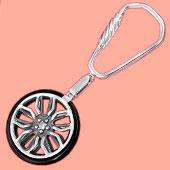 Серебряные брелки Авто Ключей