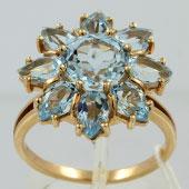 Золотые кольца и перстни
