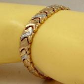 Золотые браслеты роллексы облегченные