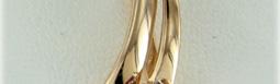 Золотые подвески с драгоценными камнями в интернет магазине Москвы